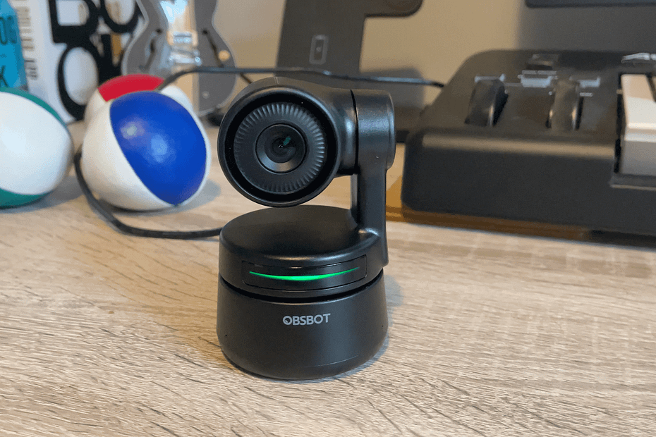 OBSBOT Tiny Review